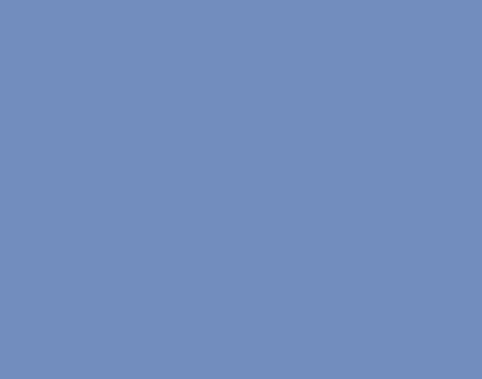 Blue background for slider
